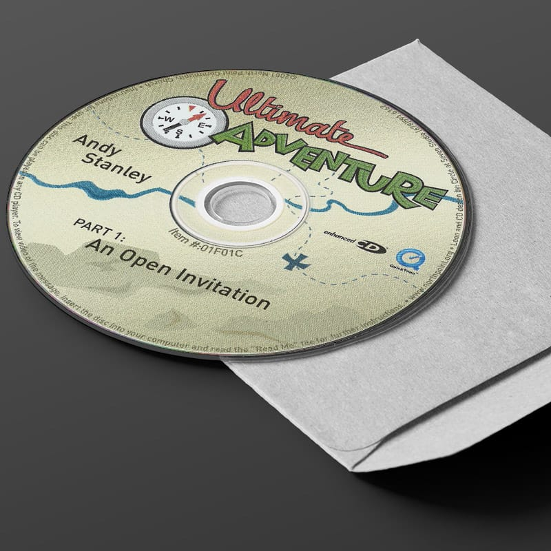 Ultimate Adventure CD Series