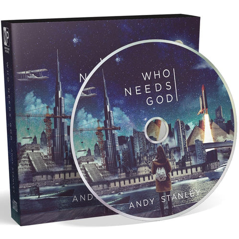 Who Needs God? Audio CD Series by Andy Stanley