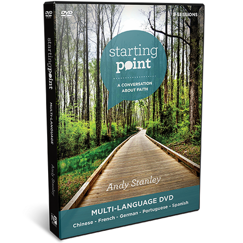 Starting Point Multi-Language DVD