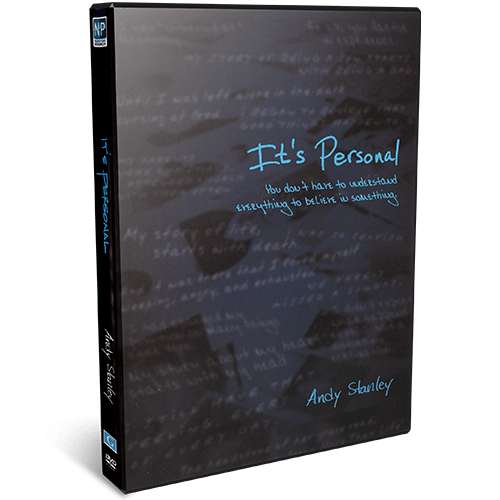 It's Personal DVD Message Series by Andy Stanley