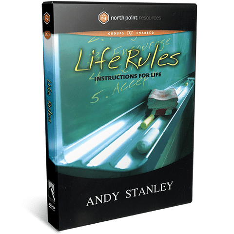 Life Rules DVD Message Series by Andy Stanley
