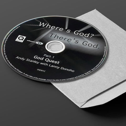 Where's God? There's God. CD Series