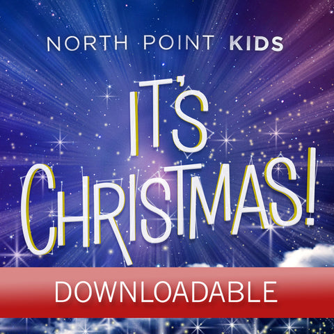 North Point Kids:  It's Christmas Lyric Video and Performance Tracks