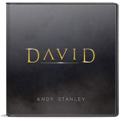 David Audio CD by Andy Stanley