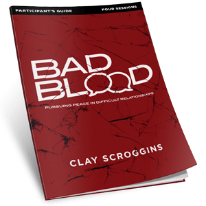 Bad Blood Study Guide by Clay Scroggins