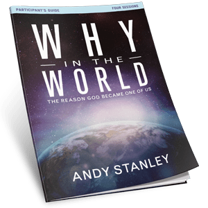 Why in the World Study Guide by Andy Stanley