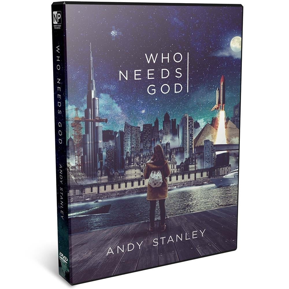 Who Needs God? Sermon Series by Andy Stanley