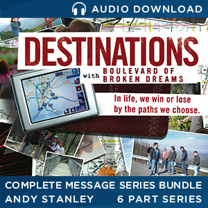 Destinations with Boulevard of Broken Dreams Audio Download
