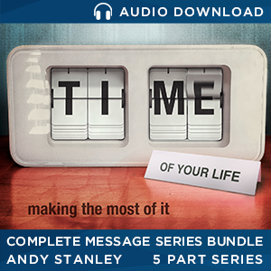 Time of Your Life Audio Download