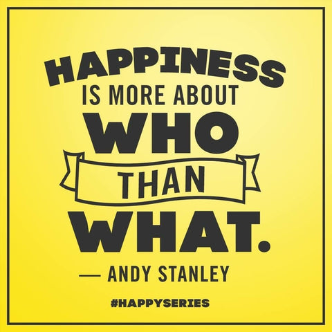 What Makes You Happy CD Series