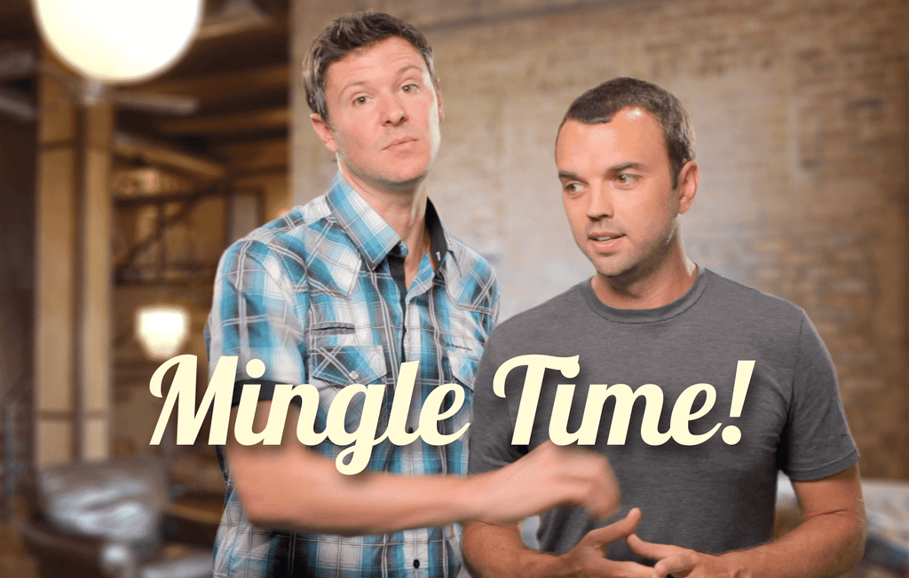 GroupLink Video | Mingle Time