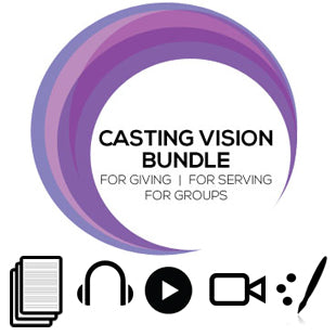 Casting Vision Basic Sermon Kit Bundle | 9-Part