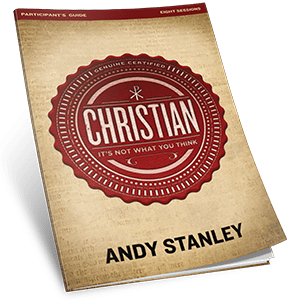 Christian Study Guide by Andy Stanley