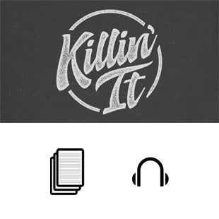 Killin' It Basic Sermon Kit | 3-Part
