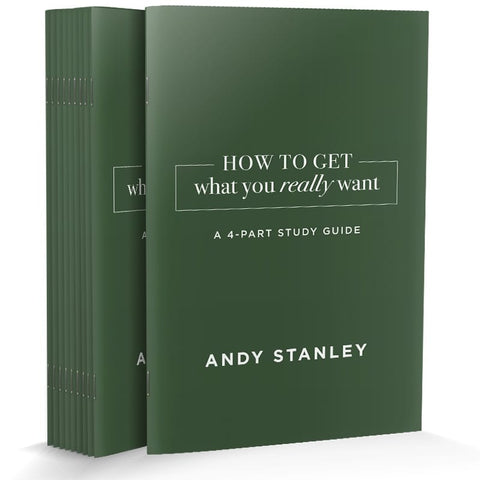 How To Get What You Really Want Study Guide 10-Pack