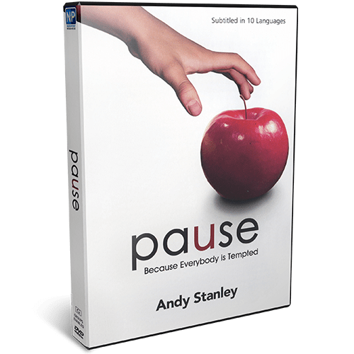 Pause DVD Message Series by Andy Stanley