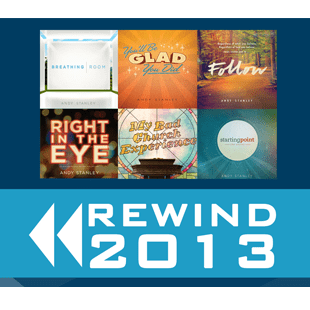 Rewind 2016 - A Year of Andy Stanley