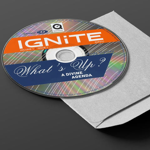 Ignite CD Series by Andy Stanley, Lane Jones, Reggie Joiner and Joel Thomas