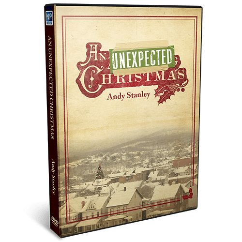 An Unexpected Christmas Series DVD by Andy Stanley