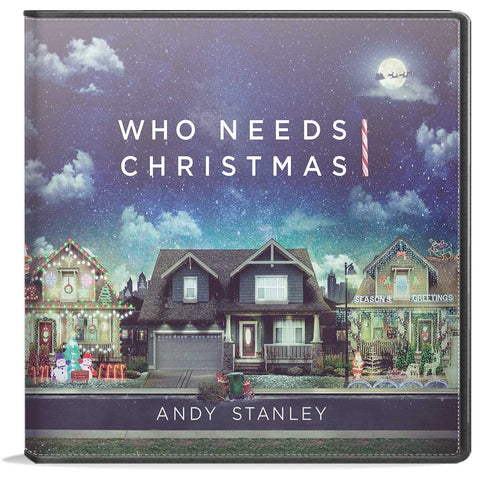 Who Needs Christmas CD Series