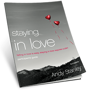 Staying in Love DVD