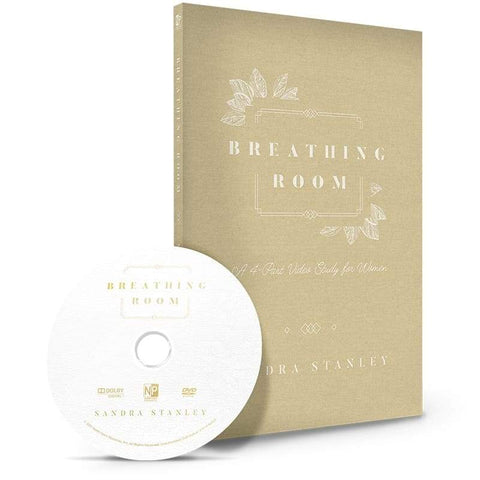 Breathing Room: A 4-Part Video Study for Women by Sandra Stanley
