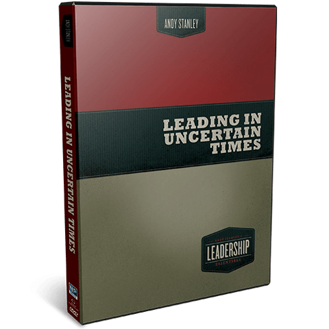 Leading In Uncertain Times: Pushing Ahead When you Don't Have all the Answers
