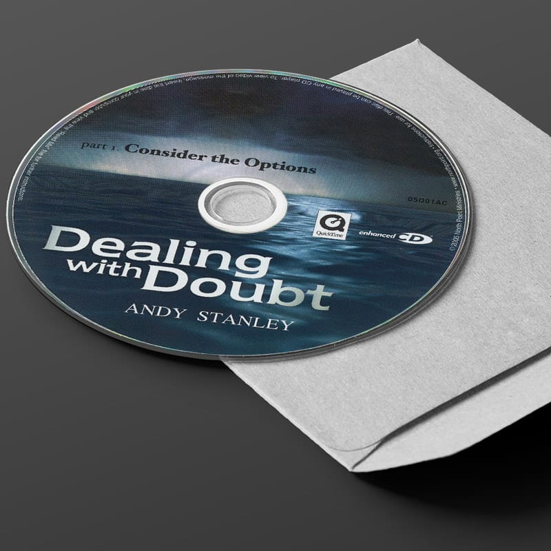 Dealing with Doubt CD Series by Andy Stanley