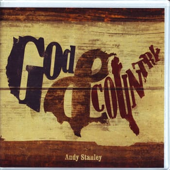 God & Country CD