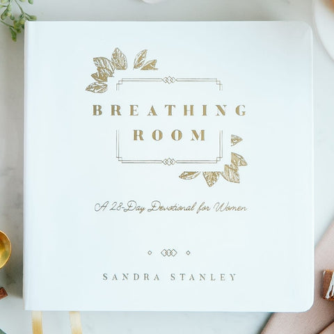 Breathing Room A Devotional Bible Study For Women By