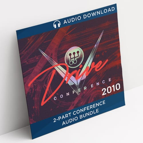 DRIVE Conference 2009 Audio Download Bundle