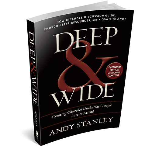 Deep & Wide (Expanded Edition) by Andy Stanley