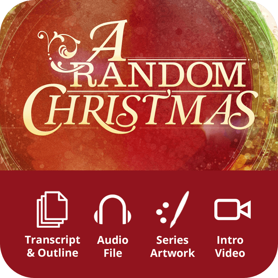 A Random Christmas Holiday Message Kit   Andy Stanley