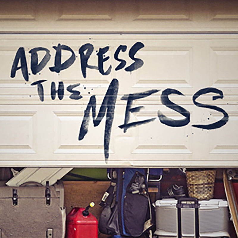 Address the Mess Basic Sermon Kit | 4-Part