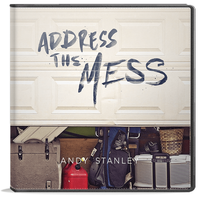 Address the Mess CD Series