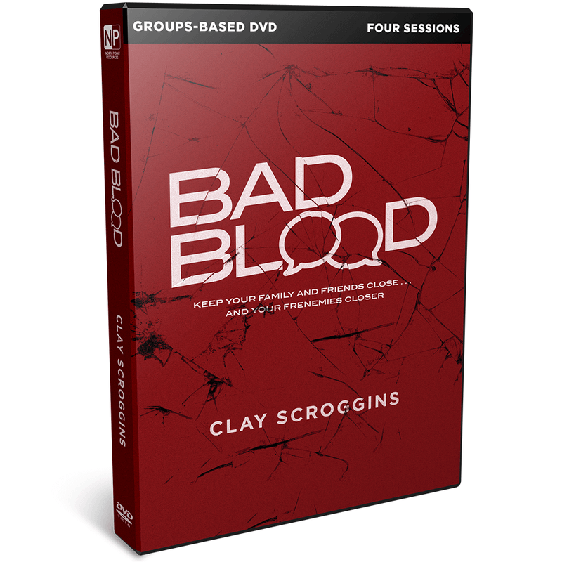 Bad Blood Premium Sermon Kit | 4-Part