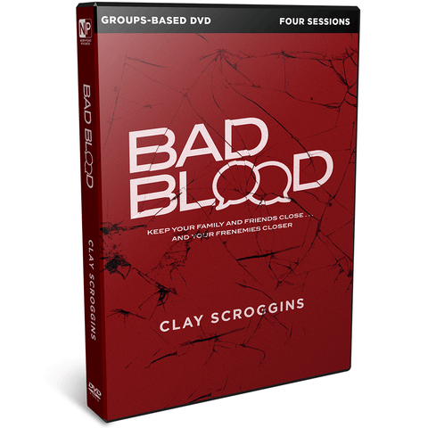 Bad Blood DVD