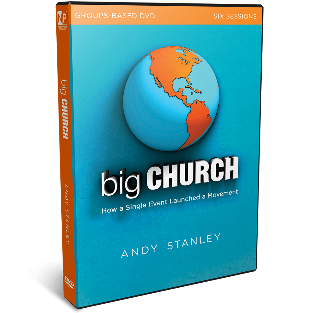 Big Church DVD
