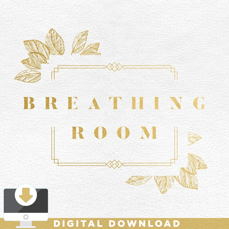 Breathing Room - Basic Event Kit