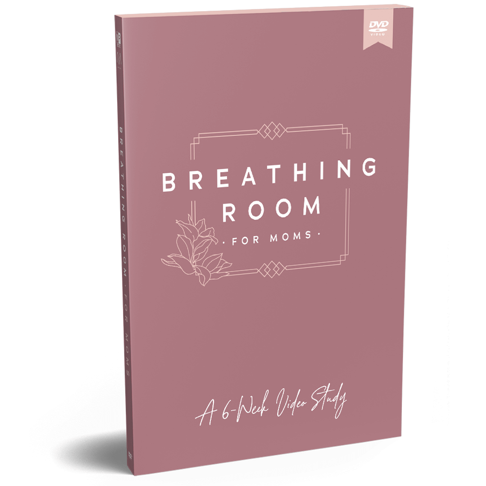 Breathing Room for Moms DVD