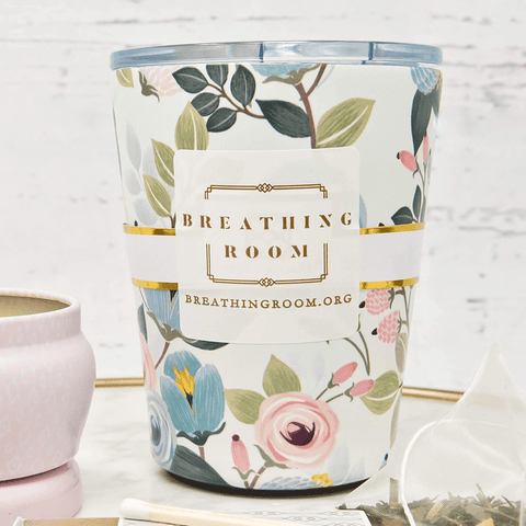 Breathing Room 12 Oz. Coffee Tumbler