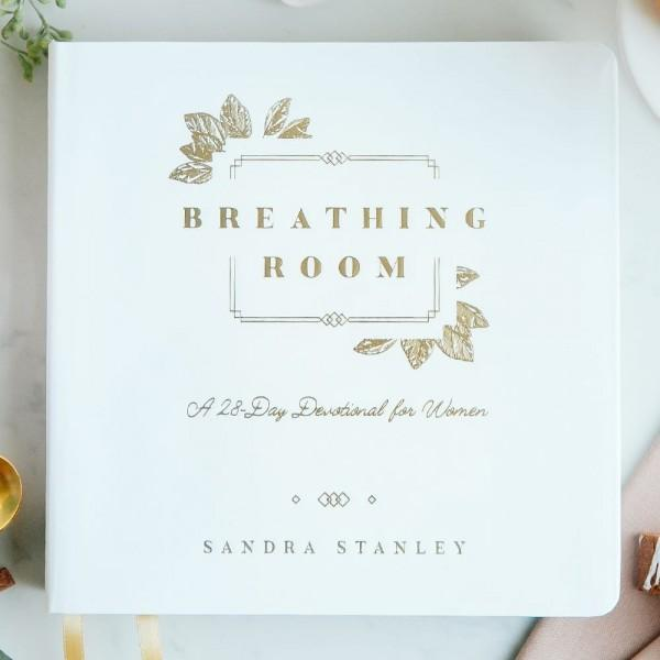 Breathing Room 28-Day Devotional for Women