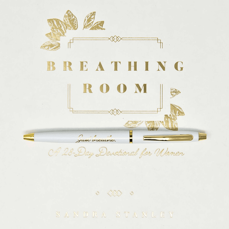 "Breathing Room ""Just Breathe"" Pen"