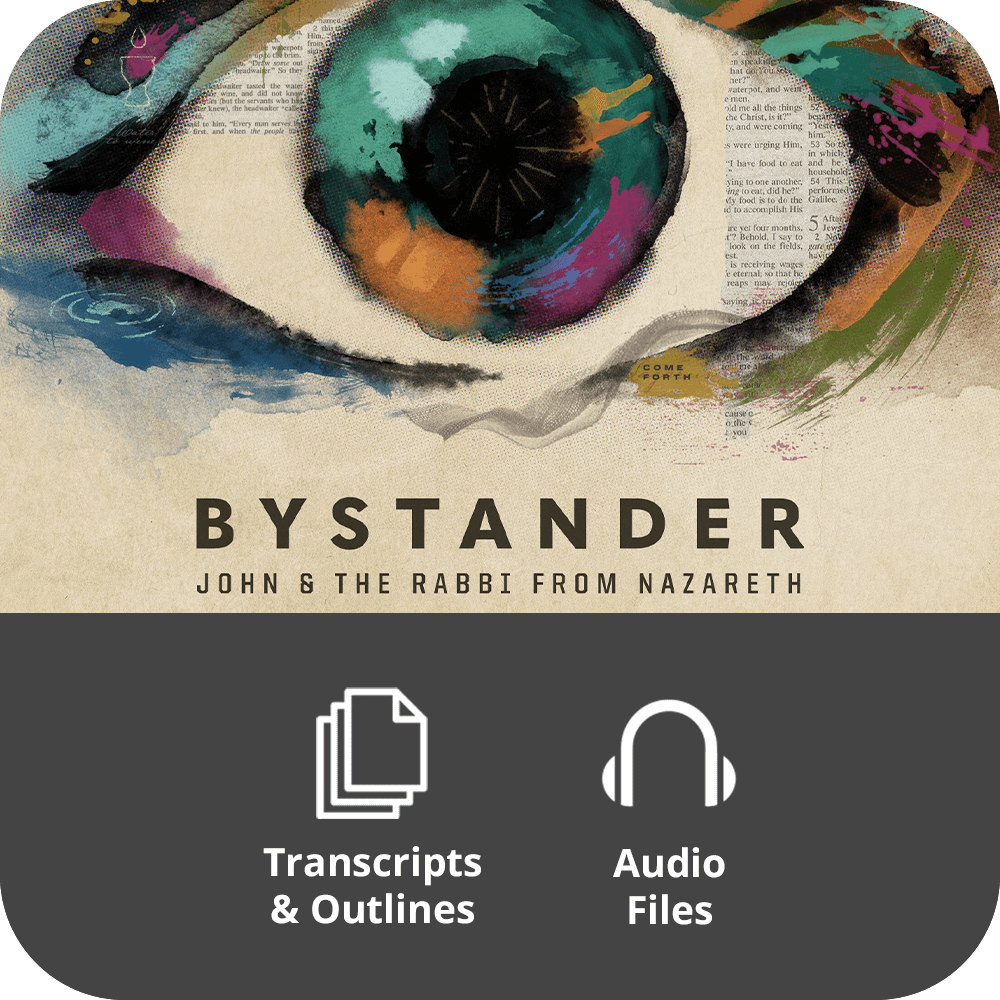 Bystander Basic Sermon Kit | 7-Part