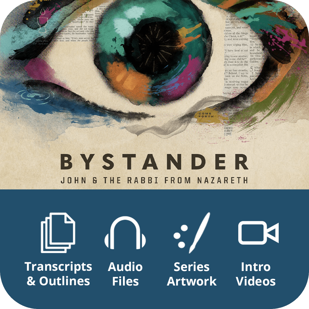 Bystander Premium Sermon Kit | 7-Part
