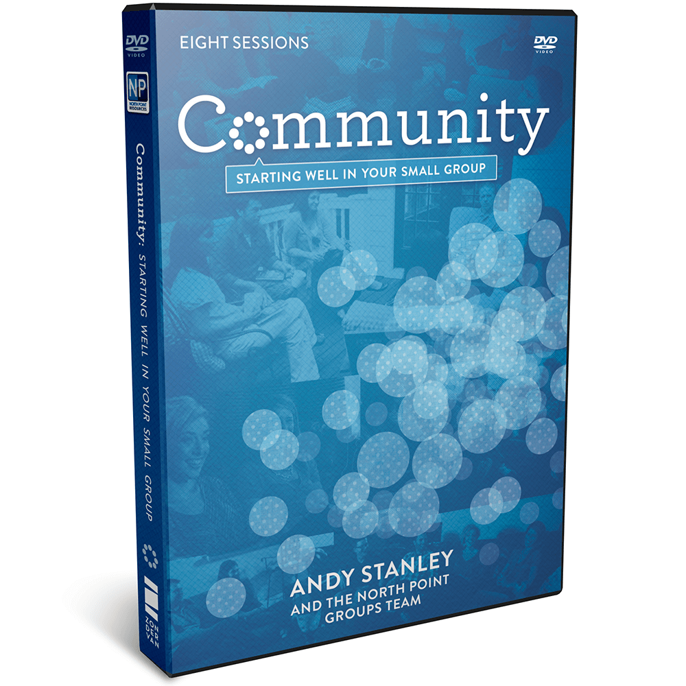 Community: Starting Well DVD