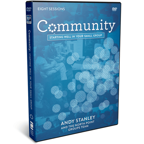 Community: Starting Well in Your Small Group DVD