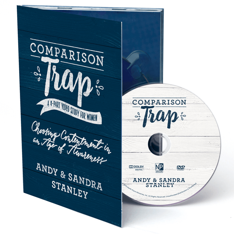 Comparison Trap DVD