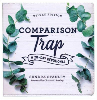 Comparison Trap Devotional for Women - Deluxe Edition