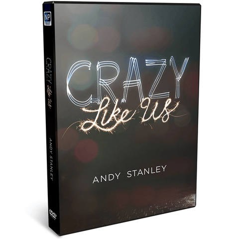 Crazy Like Us DVD